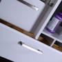 Cygnus 48 Inch White Vanity 10