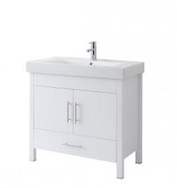 Melange 36 Inch White Vanity