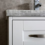 Orion 24 Inch White Vanity 12