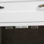 Orion 24 Inch White Vanity 9