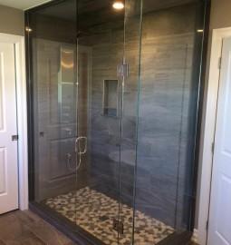 palmetto doors mg specialties custom shower door
