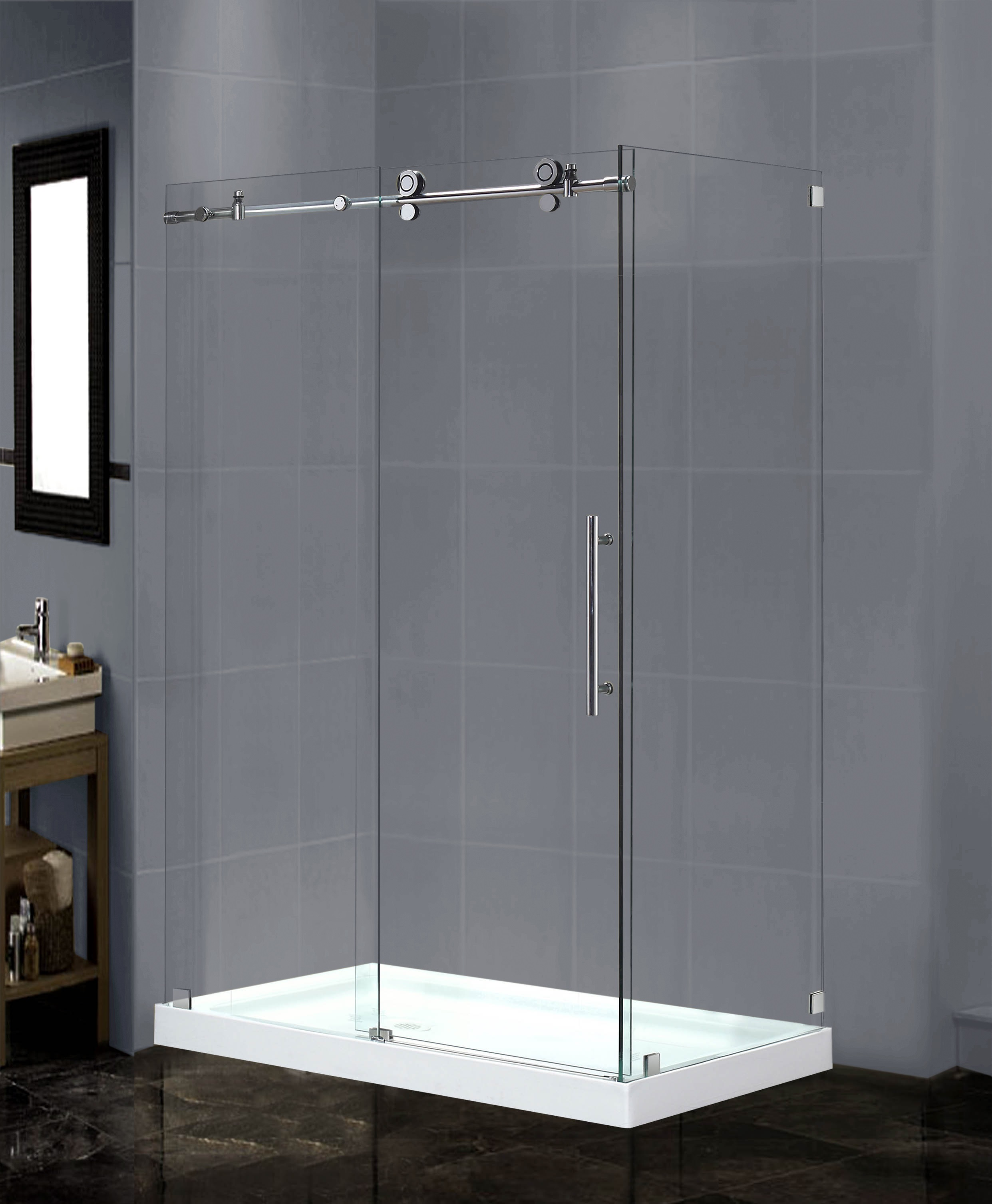 Esmeralda 48 Inch Shower Enclosure