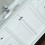 Leo 60 Inch White Vanity (3)