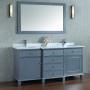 Lyra 73 Inch Charcoal Grey Vanity (2)