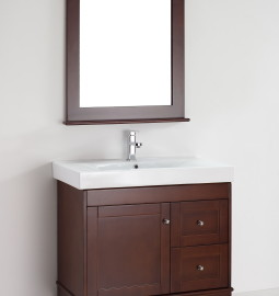 Magnolia 36 Inch Warm Brown Vanity
