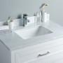 Toscana 36 Inch White Vanity 2