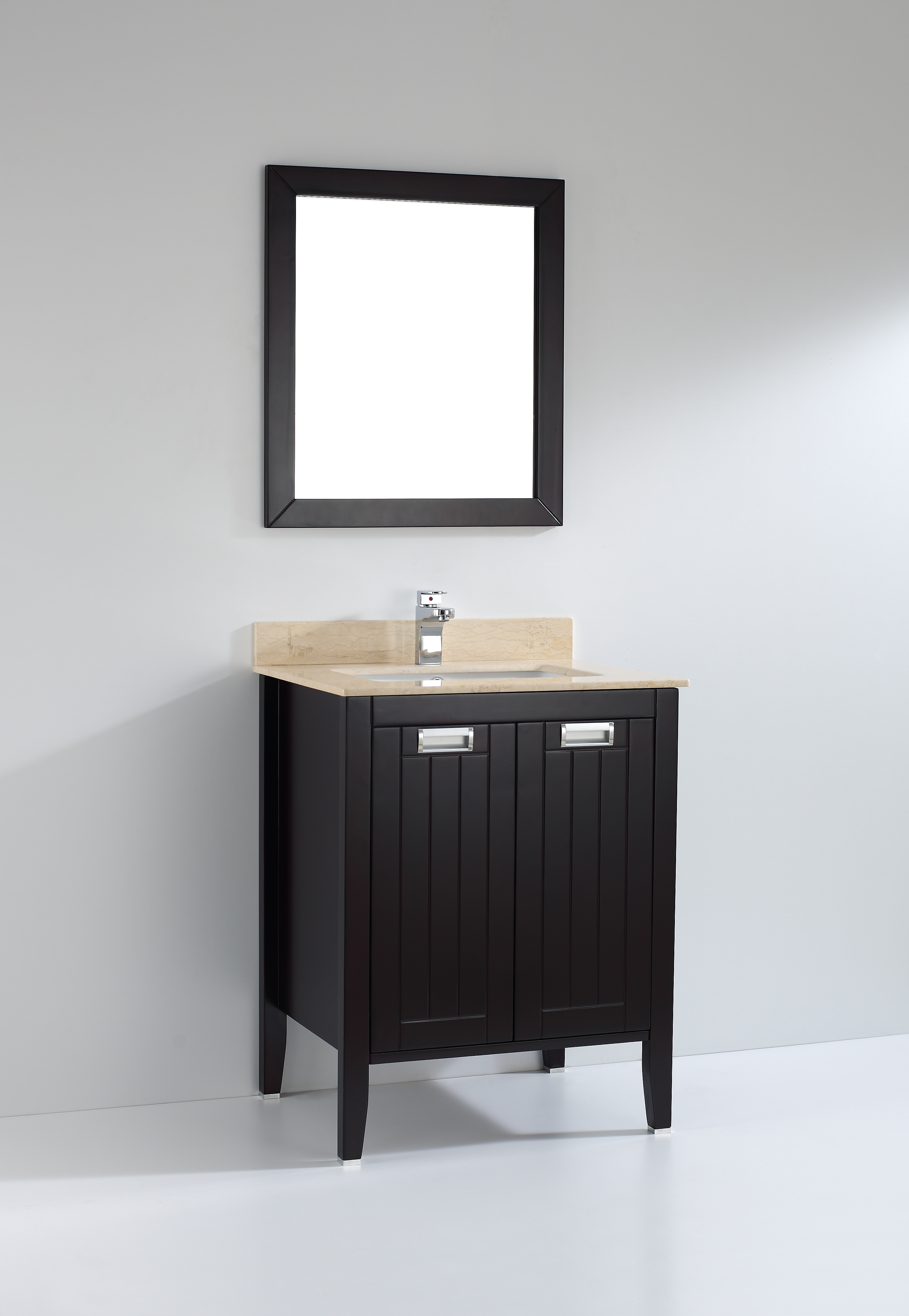 Ruby 28 Inch Espresso Vanity | AK Trading Home Options