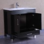 Sunflower 36 Inch Brown Vanity 4