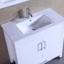 Sunflower 36 Inch White Vanity (3)