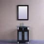 Clematis 24 Inch Espresso Vanity 1