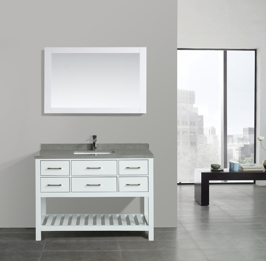 bluebell 48 inch espresso vanity ak trading home options