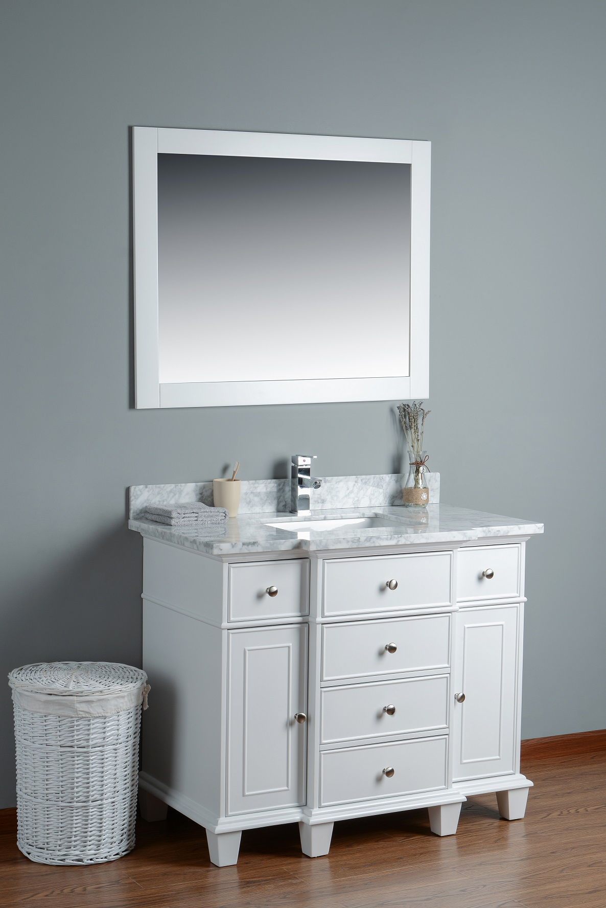 42 Inch White Vanity 42 Inch White Bathroom Vanity 42 Inch White Vanity With Marble Top