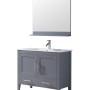 Quartz 40 Inch Grey Vanity 3
