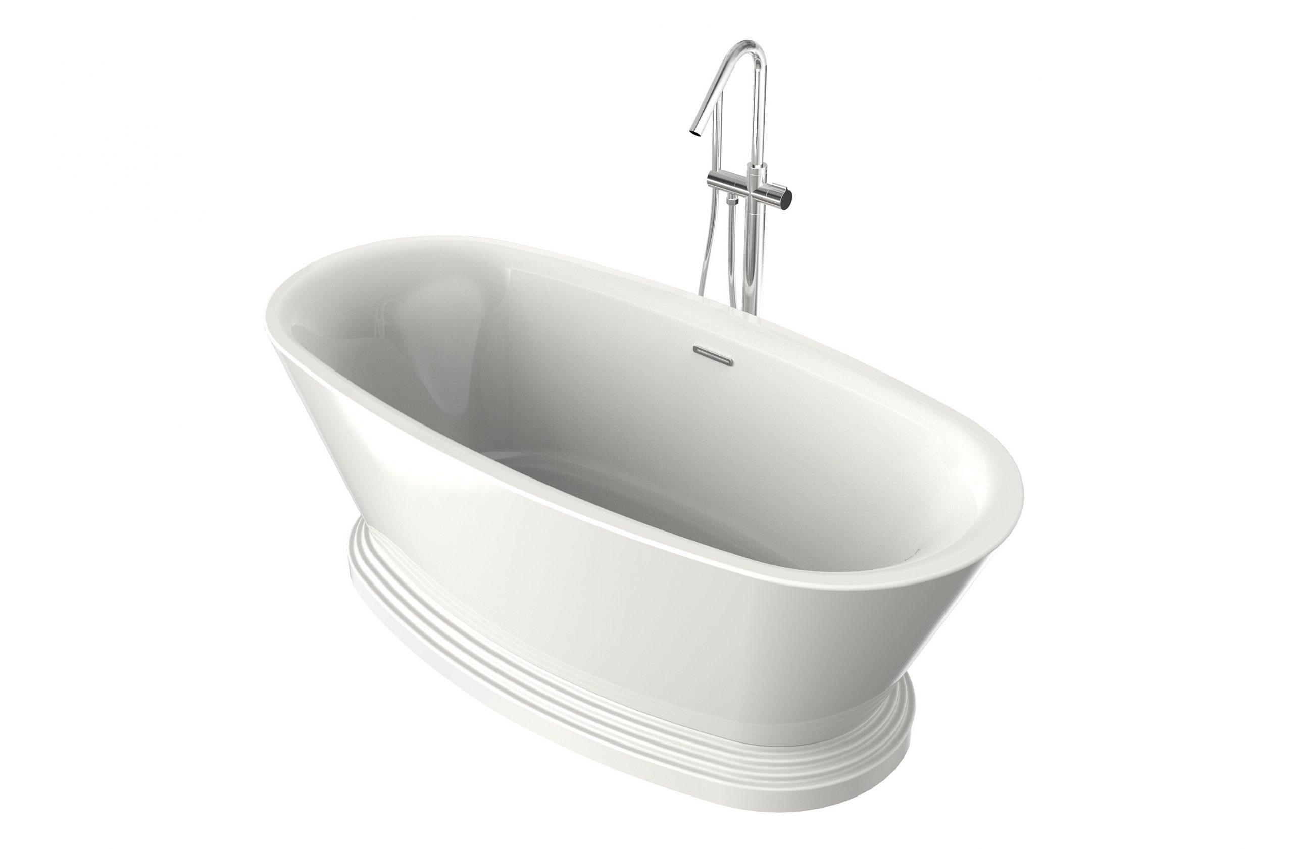 bathtub-oval