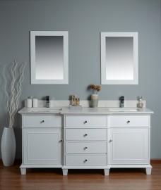Lyra 73 Inch Charcoal Grey Vanity Ak Trading Home Options