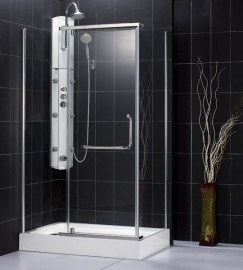 Paloma 40 Inch Shower Enclosure