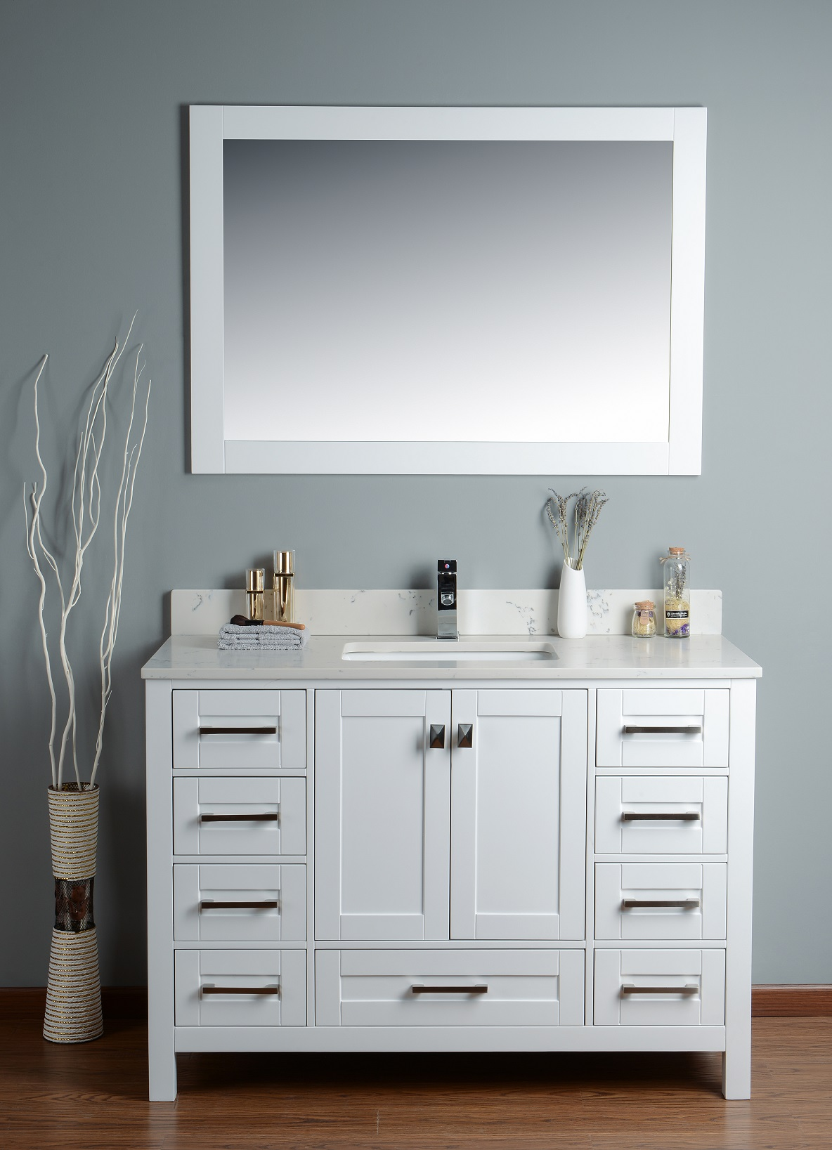 bathroom dp foremost com worthington vanity inch oak amazon