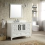 Heather 48 Inch White Vanity 3