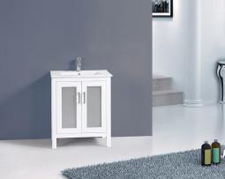 Libra 28 Inch White Vanity