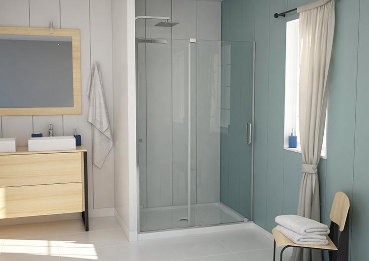 Winni shower door 56-60 and 44-48