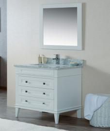 Cetus 36 Inch White Vanity