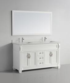 Taurus 60 White Sparkle White Quartz